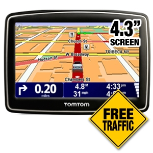 TomTom XL 340T Auto GPS