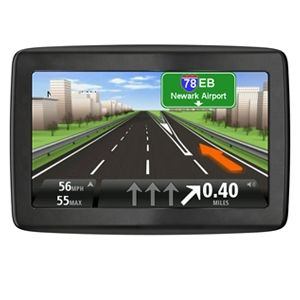 TomTom VIA 1405TM GPS Navigation