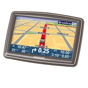 "TomTom XXL 550TM 5"" Display Auto GPS Receiver"