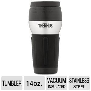 Thermos 14 oz. 360� Drink Lid Tumbler