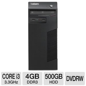 Lenovo ThinkCentre M71e Desktop PC REFURB