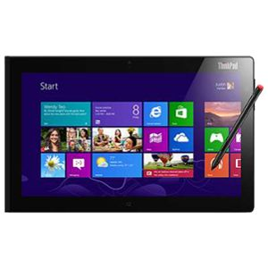 "Lenovo Windows 8 OS 10.1"" ThinkPad� Tablet 2"