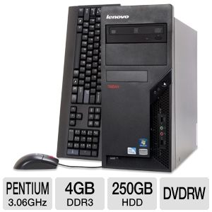 Lenovo ThinkCentre M58 7244-A34 Desktop PC