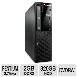 Lenovo ThinkCentre Edge Pentium Desktop PC