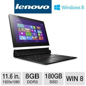 "Lenovo ThinkPad Ultrabook- 11.6""- 36984MU"