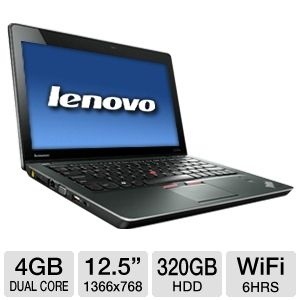"Lenovo ThinkPad Edge E220s 12.5"" Notebook PC"