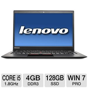 "Lenovo X1 Carbon 14"" Core i5 128GB SSD Ultrabook"
