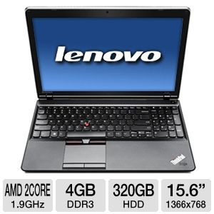 "Lenovo ThinkPad Edge E525 15.6"" Notebook PC"