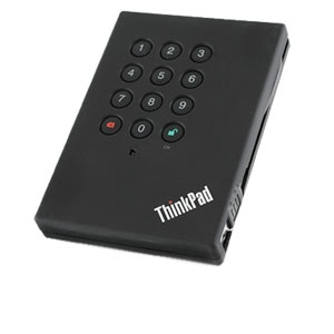Lenovo ThinkPad Portable Secure Hard Drive  REFURB
