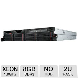 Lenovo ThinkServer RD430 2U Rackmount Server
