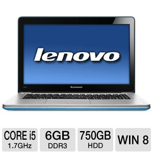 "Lenovo IdeaPad U410 14"" Core i5 Ultrabook"