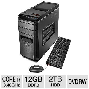 Lenovo IdeaCentre 3rd Gen Core i7 Desktop PC