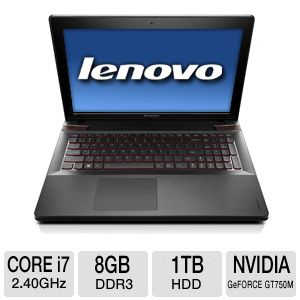 Lenovo IdeaPad Y500 Notebook PC