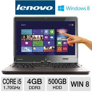 Lenovo ThinkPad Core i5 500GB HDD Ultrabook