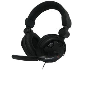 Lenovo P950(B) Over-ear Black Headset REFURB