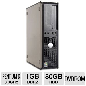 Dell Optiplex Intel Refurbished Desktop PC