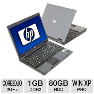 HP Compaq 6910p Notebook Computer (Off-Lease)