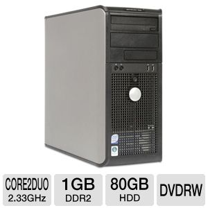 Dell Optiplex 755 Desktop PC (Off-Lease)