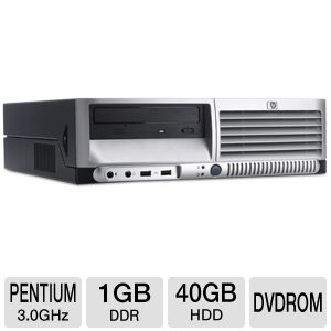 HP Pentium 4 Desktop PC (Off Lease)