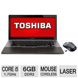 "Toshiba Satellite 14.4"" Core i5 500GB Ultra Bundle"