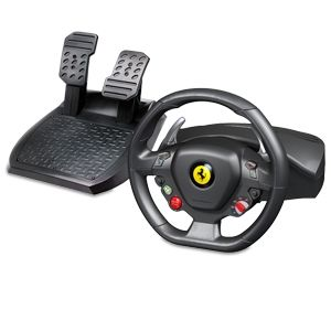 Thrustmaster Ferrari F458 Racing Wheel - Xbox 360