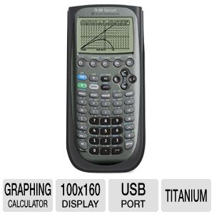 Texas Instruments TI-89 Graphing Calculator