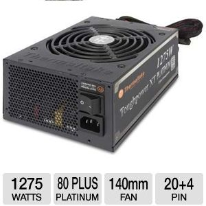 Thermaltake Toughpower XT 1275-Watt Power Supply