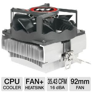 Thermaltake TR2-R1 Socket AM3/939/754 CPU Cooler