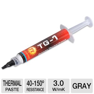 Thermaltake TG1 Extreme High Grade Thermal Grease
