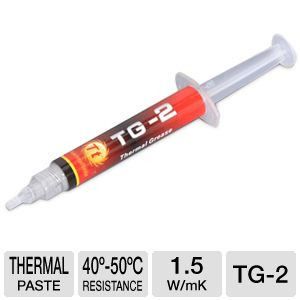Thermaltake CL-O0028 TG2 Thermal Grease