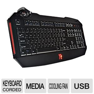 Thermaltake Tt eSports Challenger USB Gaming Keybo