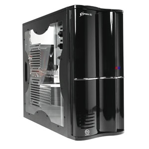 Thermaltake Soprano RS 101 ATX Blk Mid-T Case