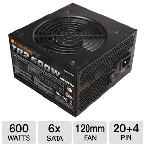 Thermaltake TR-600 TR2 600W ATX Power Supply