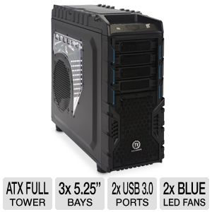 ThermalTake Overseer RX-I Full Tower Gaming Case