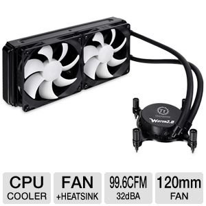 Thermaltake Water 2.0 Extreme CPU Liquid Cooler