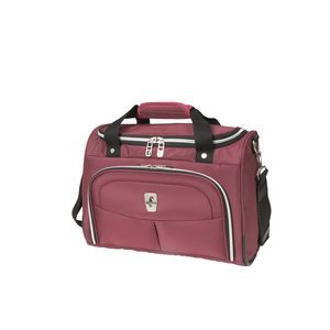Atlantic Ultra Lite 2 Shoulder Tote-Magenta