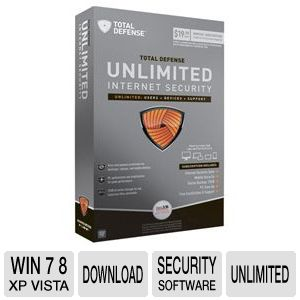 TD UNLIMITED INTERNET SECURITY