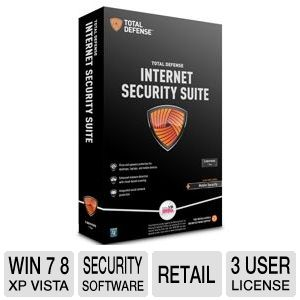 Total Defense Internet Security Suite Software