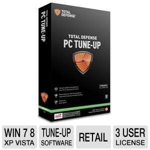 Total Defense PC Tune-Up Software