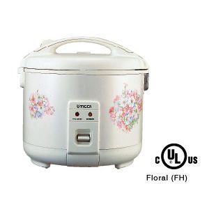 TIGER RICE COOKER 4CUP WARMER