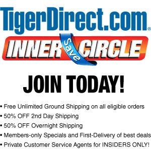 TigerDirect Inner Circle Membership - 1 year