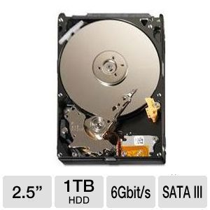 Seagate 1TB Solid State Hybrid Drive