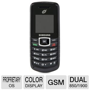 Tracfone Samsung T105 Prepaid Cell Phone