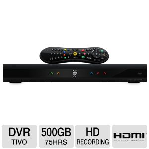 TiVo Premiere 500GB Digital Video Recorder