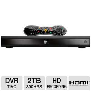 TiVo Premiere XL4 300 Hour Digital Video Recorder