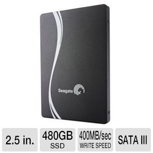 Seagate 600 Series 480GB SSD