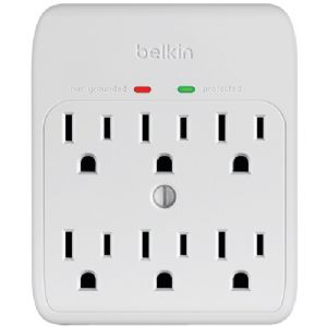 6-OUTLET SURGE PROTECTOR