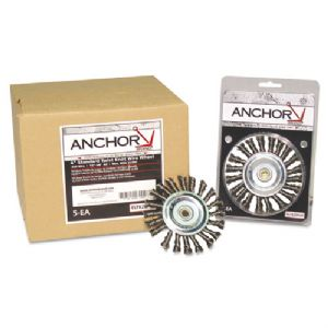 Anchor Brand� Stringer Bead Wheel Brush