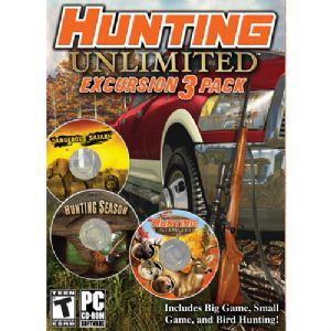 Hunting Unlimited:Expediton 3-pack