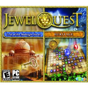 Jewel Quest:TrailMidnight Heart/Heritage
